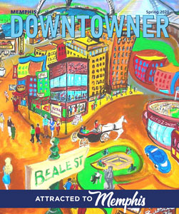 Memphis Downtowner January February 2015